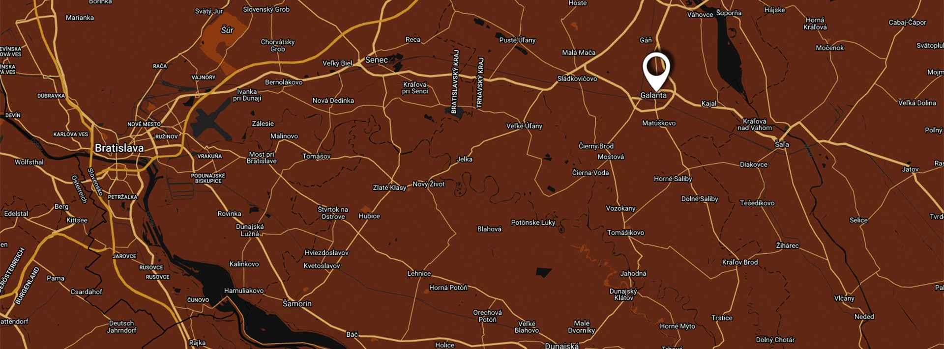 Kunstschmiede Szlavik Map Kontakt
